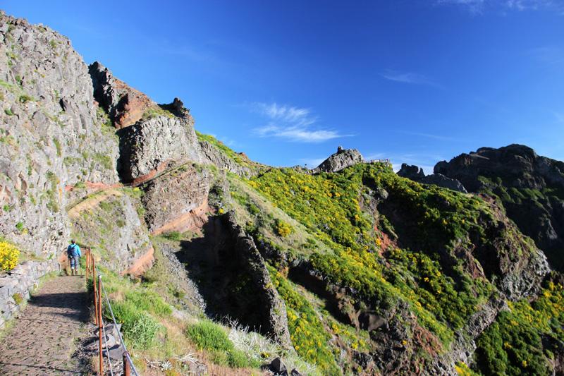 Madeira a jižní Portugalsko 2016