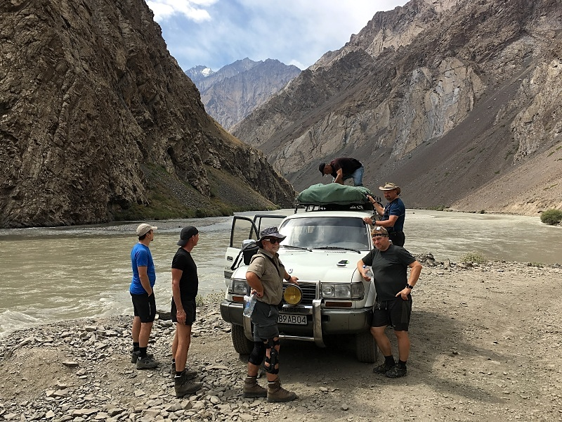 Tádžikistán 1