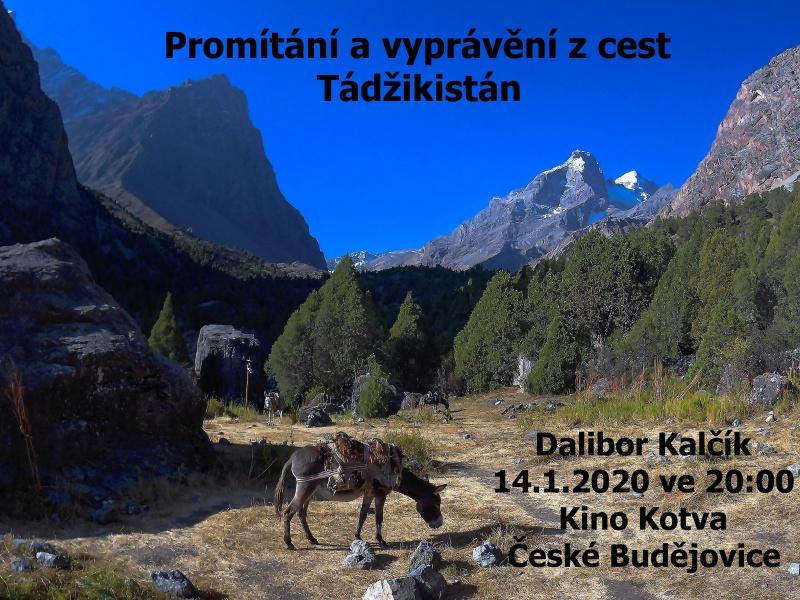 pozvánka Tádžikistán 14012020