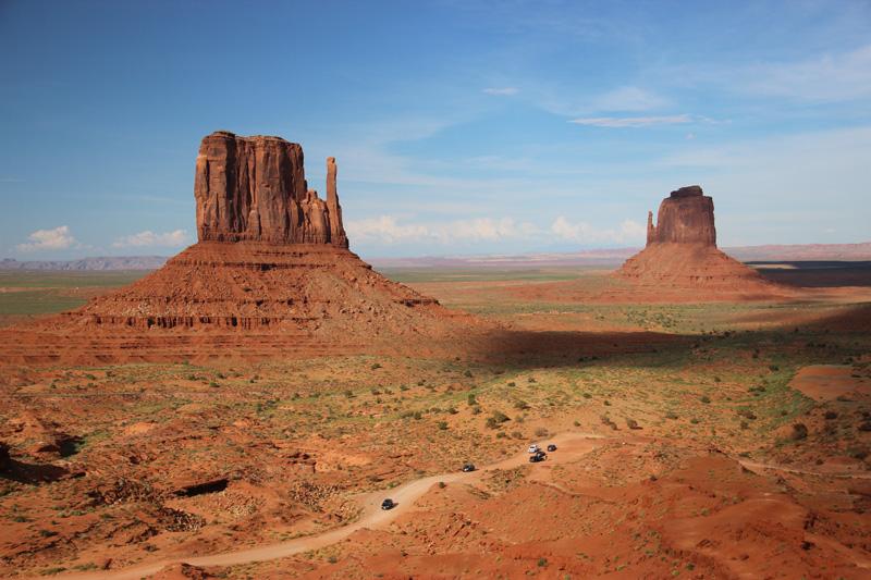 Jihozápad USA 2015
